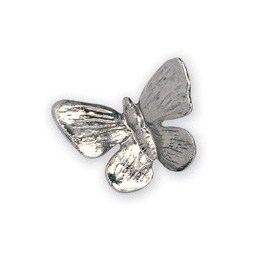 Michael Aram Insect Collection Nickel Butterfly Cabinet Knob