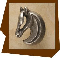 Anne at Home  Gelding Cabinet Knob/ Left