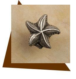 Anne At Home Starfish Cabinet Knob