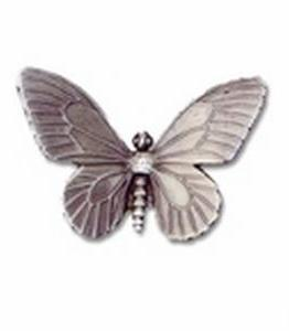 Big Sky Hardware-Butterfly Cabinet Knob Pewter