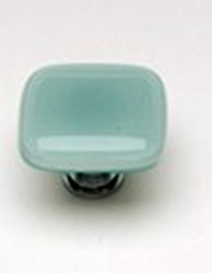 Sietto Glass Cabinet Knob Intrinsic Light Aqua