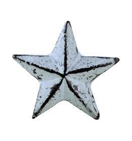 Charleston Knob Company Vintage Grey Star Cabinet Knob