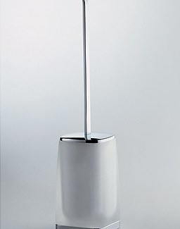 Colombo Design Time Collection Toilet Paper Holder - Chrome