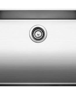 single bowl drop-in sink