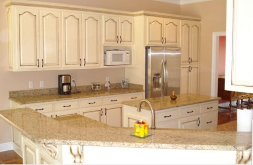 Cabinet Refinishing And Kitchen Cabinet Painting In