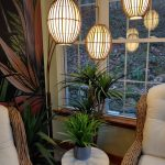 sun room at the loverly