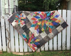 Scrap Petal Garden Workshop with Calvert County Quilt Guild @ To be determined | Falls Church | Virginia | United States