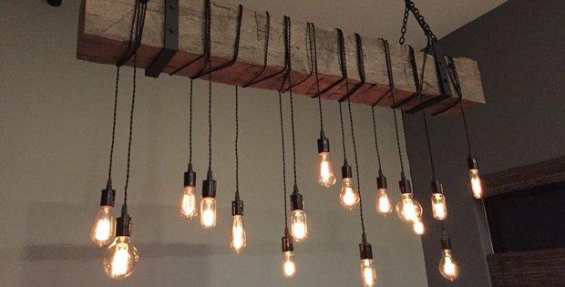 10 Unique Rustic Lighting Ideas