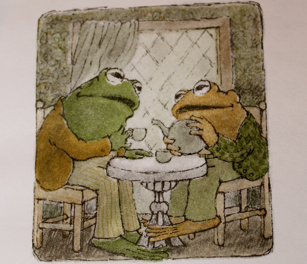 Frog Amp Toad Honoring My Mentors