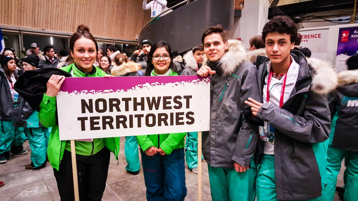 Find out who's on Team NT for the 2018 Arctic Winter Games