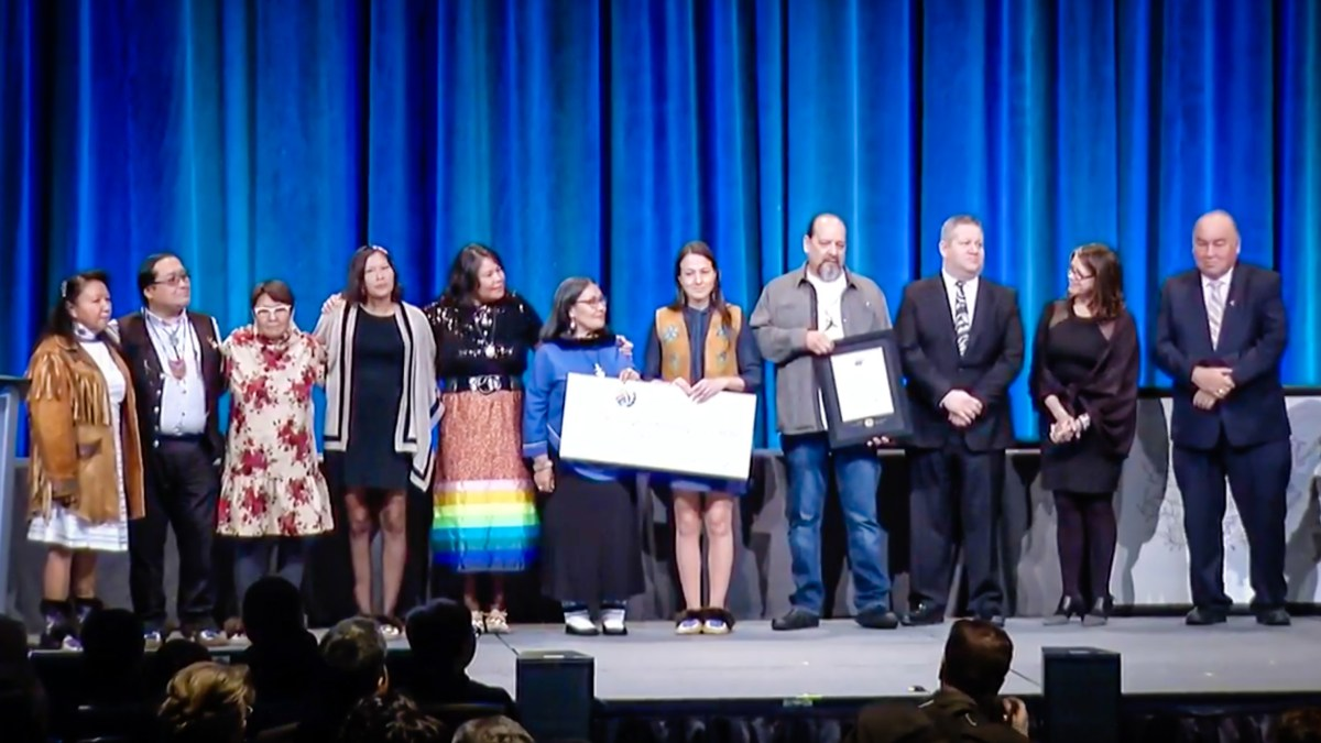 NWT winners of $1 million prize promise 'a brighter future'