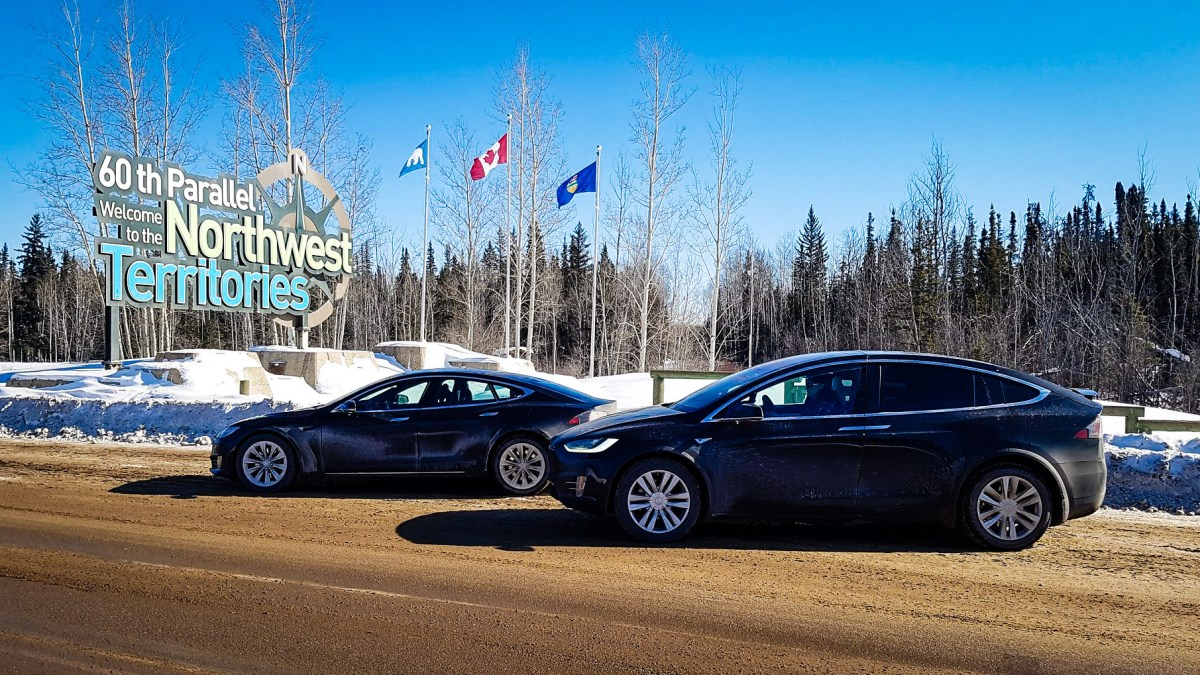 When will the NWT welcome automated and electric vehicles?