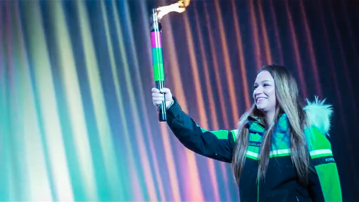 Ceremonies in Hay River and Fort Smith open AWG 2018