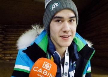 Braeden Picek talks to Cabin Radio