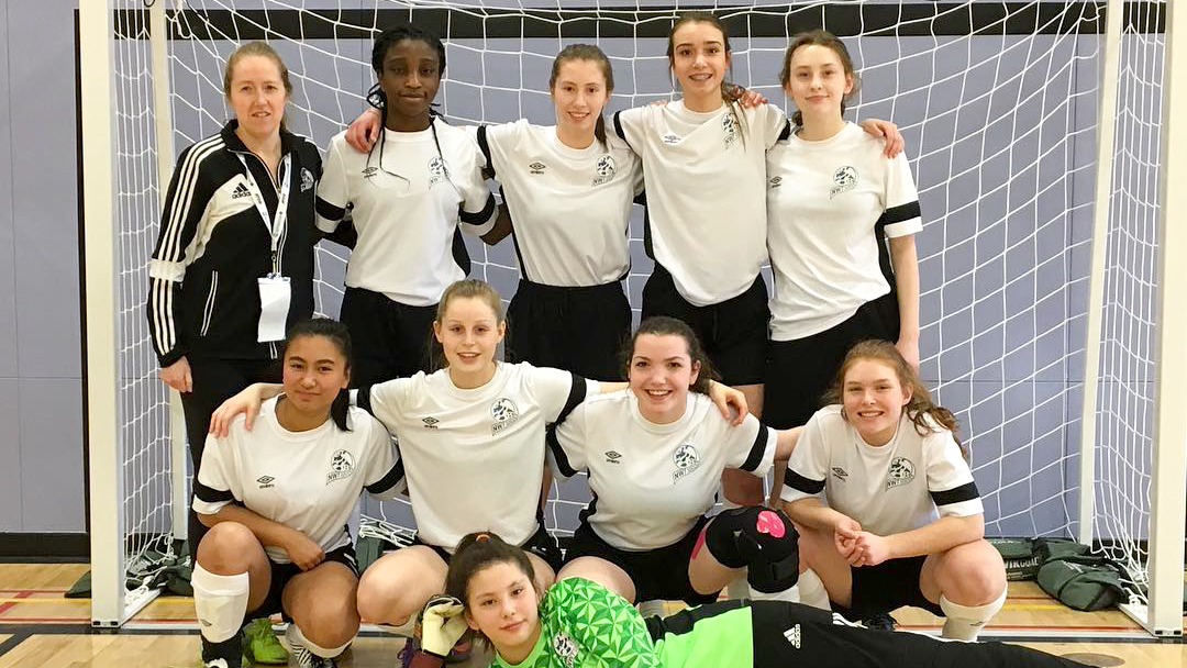 NWT's junior girls win futsal gold, two years after Greenland joy