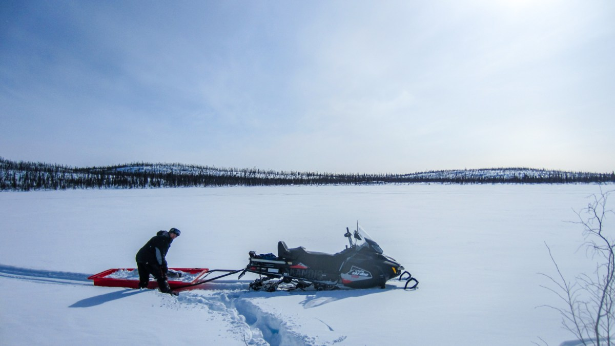 Scientists unlock snowmelt key to Yellowknife's hydro supply