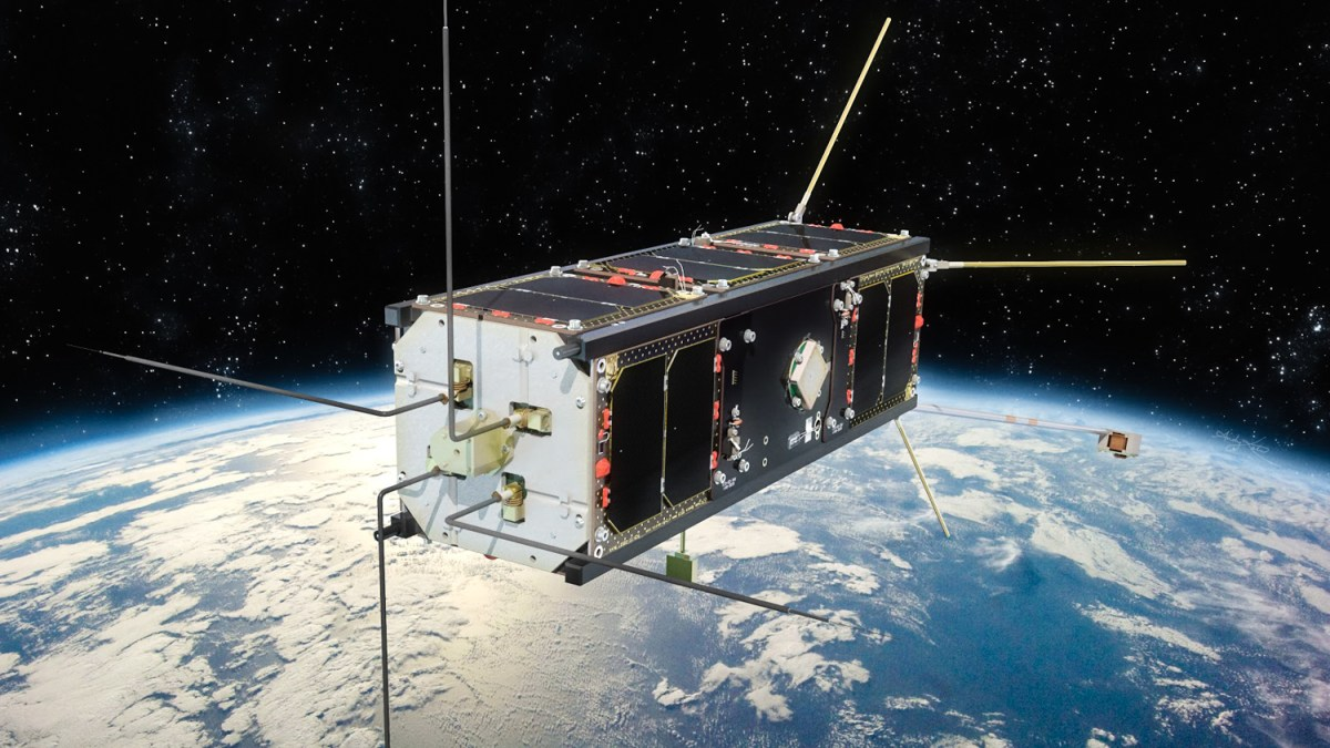 Aurora College students will build and launch satellite