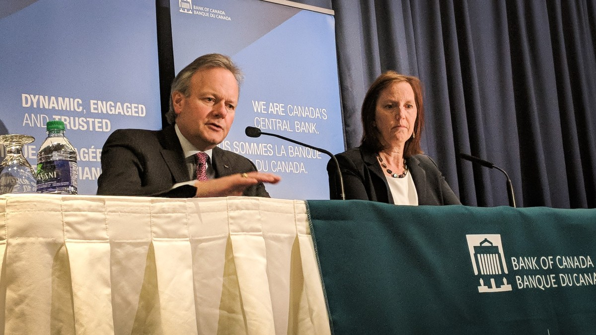 Poloz says NWT is 'one decision away' from brighter economy