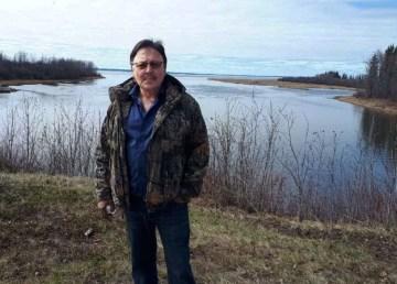 Grand Chief Herb Norwegian by Greg Nyuli Dehcho First Nations
