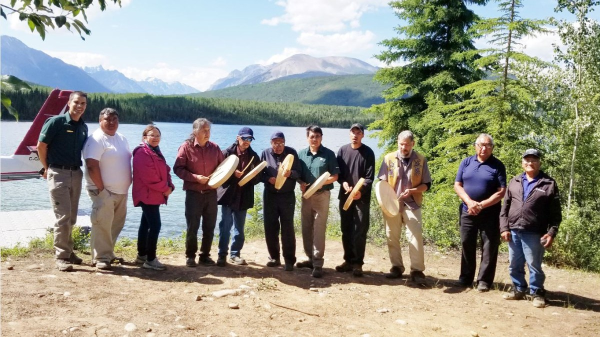 Nahanni ceremony 'shows reconciliation in action'