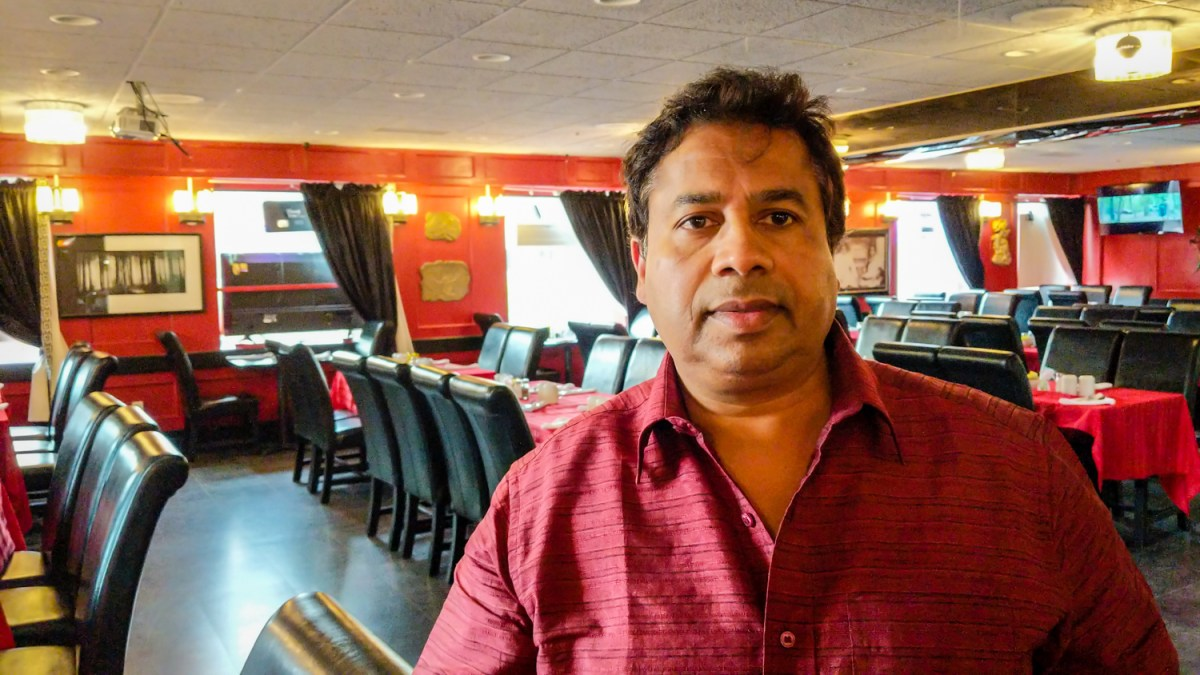 Indian restaurant opens in YK – with one missing ingredient
