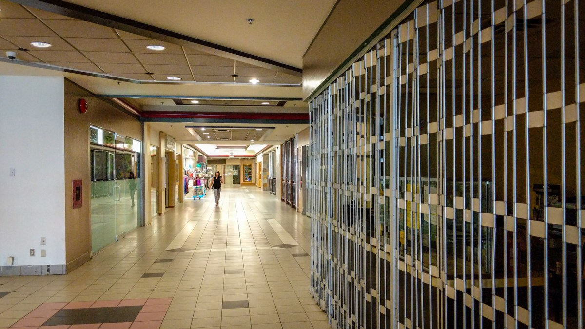 Build university in Centre Square Mall, says Yellowknife MLA