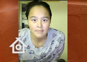 A file photo of Nicole Amautinuar provided by RCMP