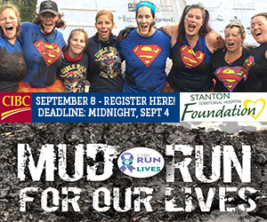 CIBC Mud Run For Our Lives