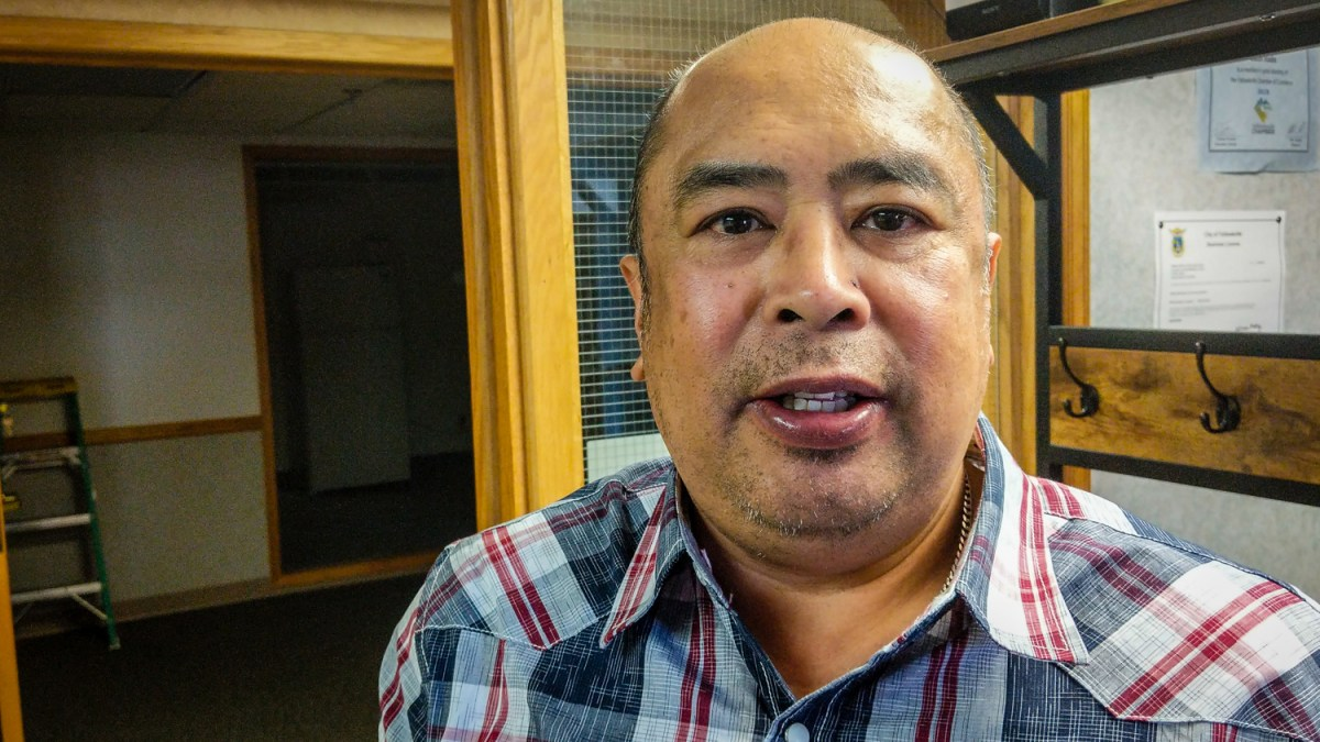 Yellowknife 2018 council election interview: Edwin Castillo