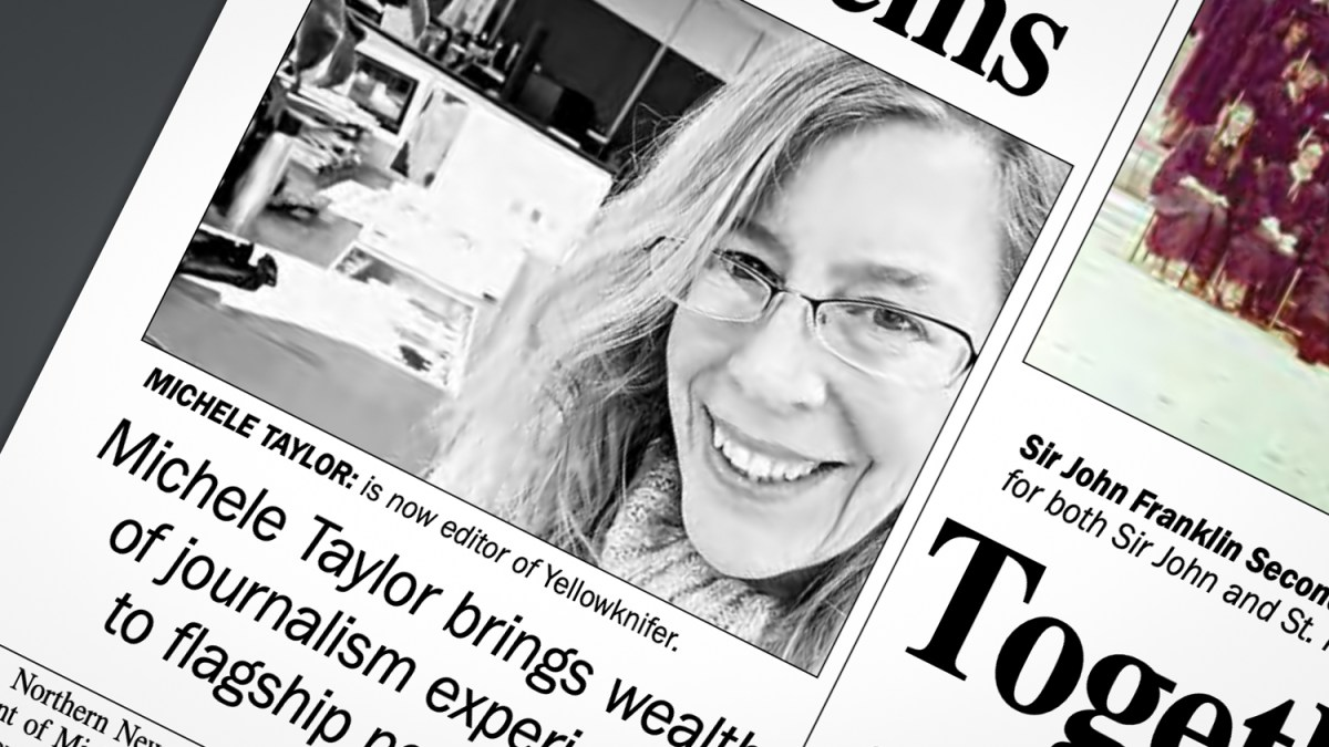 Yellowknifer newspaper appoints new editor