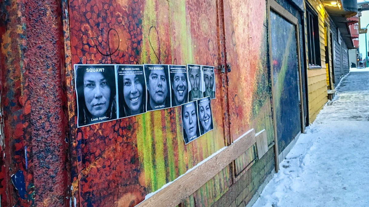 REDress and Perception projects reach Yellowknife