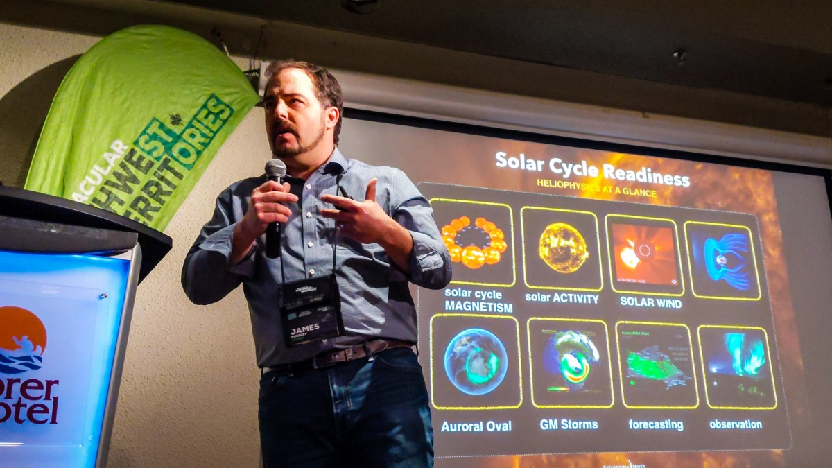 Space weather symposium in YK could help dispel aurora myths