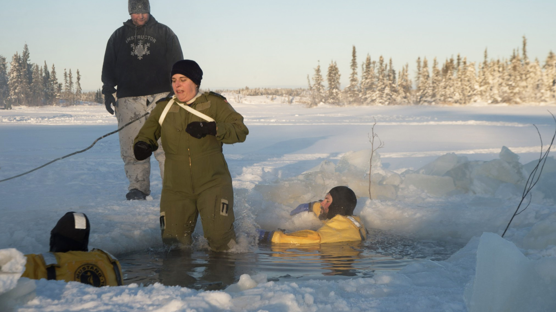 Training Exercise A-Canadian-Forces-member-takes-a-quick-dip-in-Long-Lake-as-part-of-a-cold-water-immersion-training-.jpg?zoom=1