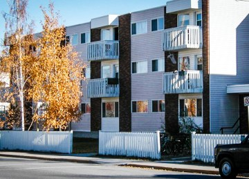 A Northview Apartment REIT photo of Crestview Manor in Yellowknife
