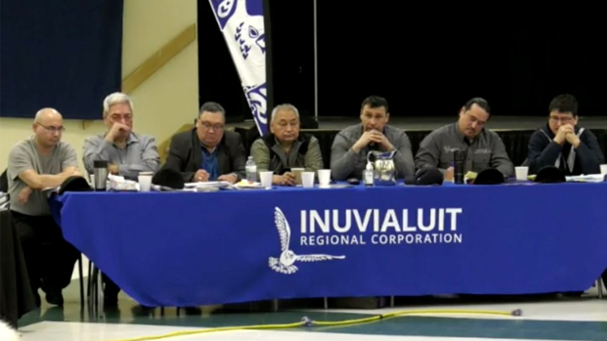 Inuvialuit Regional Corporation set to elect new chair