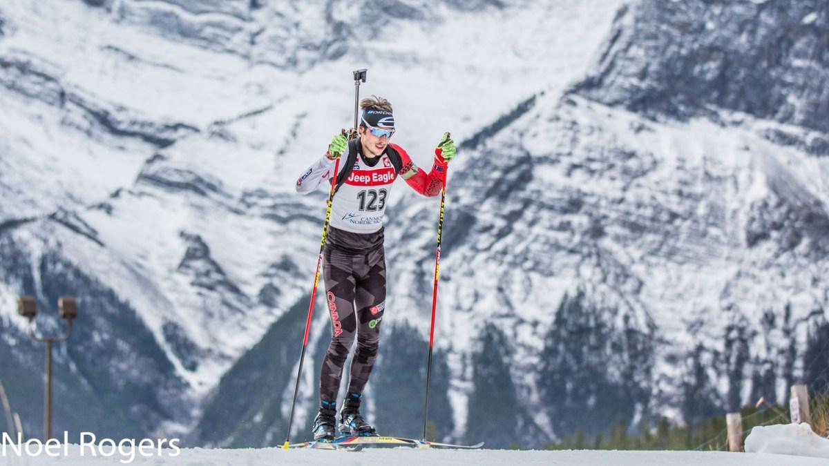Brendan Green thanks North as he retires from biathlon