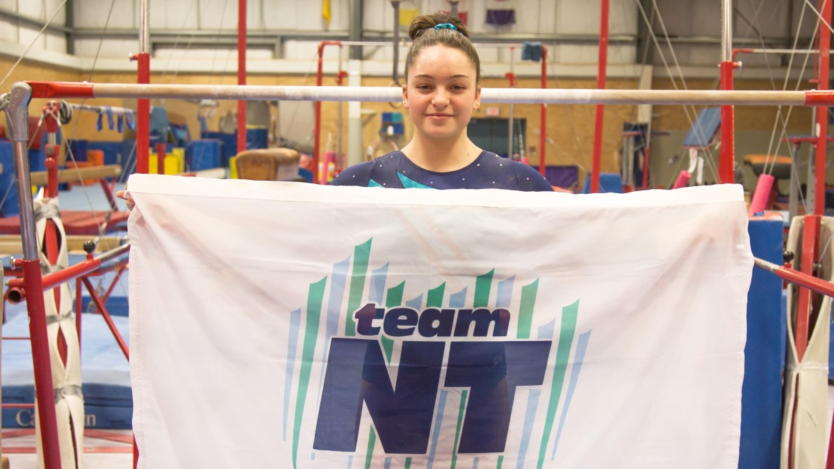 Meet Team NT's flag bearer for the 2019 Canada Winter Games
