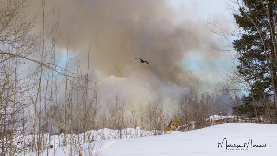 Hay River declares emergency over landfill fire