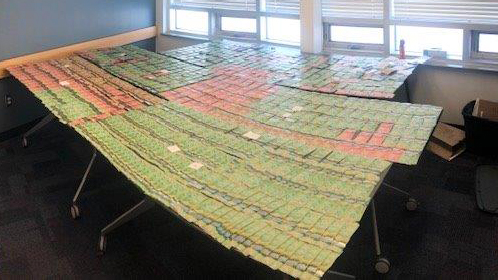 Inuvik RCMP confiscate $69K while executing warrant