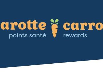 The Carrot Rewards logo