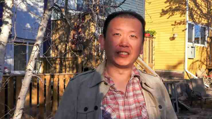 Liang Chen appears in his Win Your Space video uploaded to YouTube