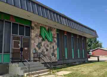 Northwestel's office in Hay River