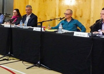 The NWT's five federal candidates