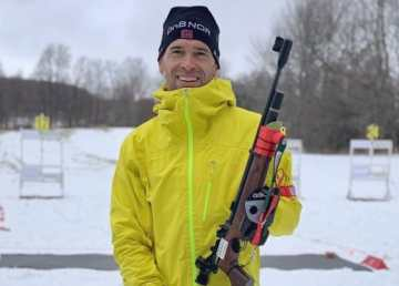 Jacek Jackiewicz hopes to ski in Yellowknife club colours in future, despite living thousands of km away