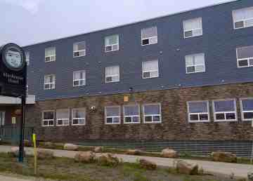 Inuvik's Mackenzie Hotel