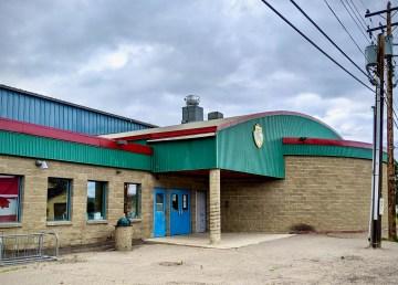 Fort Simpson's rec centre