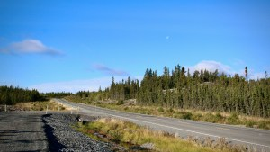 The Ingraham Trail in September 2020