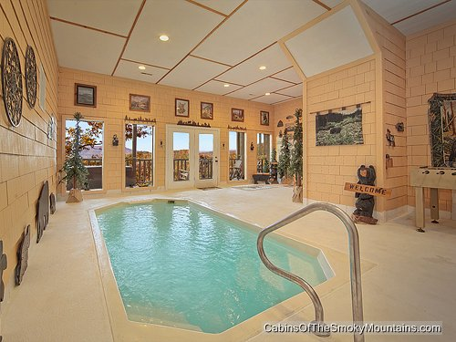 Gatlinburg Cabins With Indoor Swimming Pools