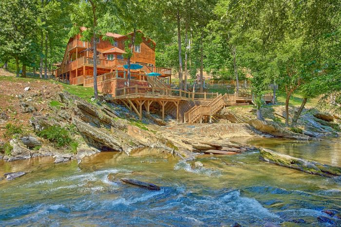 Luxury Cabins Great Smoky Mountains