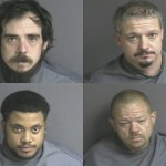 Franklin Co. Investigators Issue Nine Felony Arrests in 12-Hours